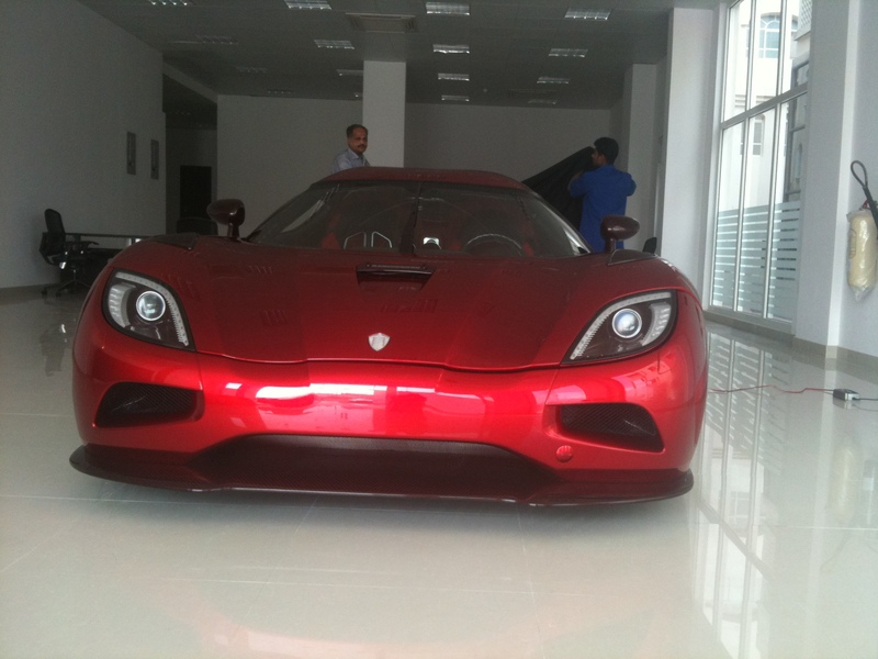 Koenigsegg Agera R For The Oman Royal Family Autoevolution