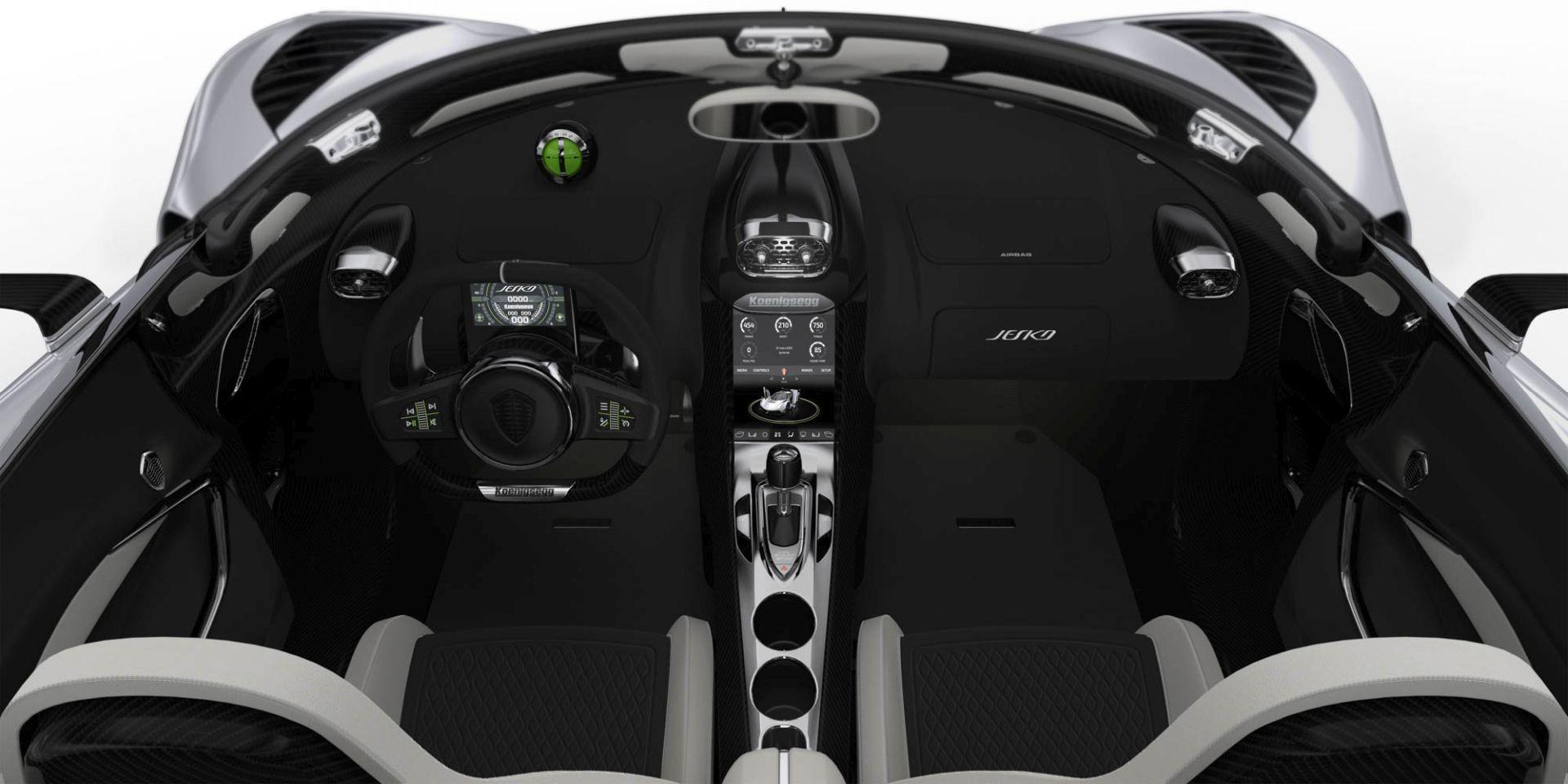 Koenigsegg Jesko Key Fob Is Amazing, Looks Like a Piece of Jewelry