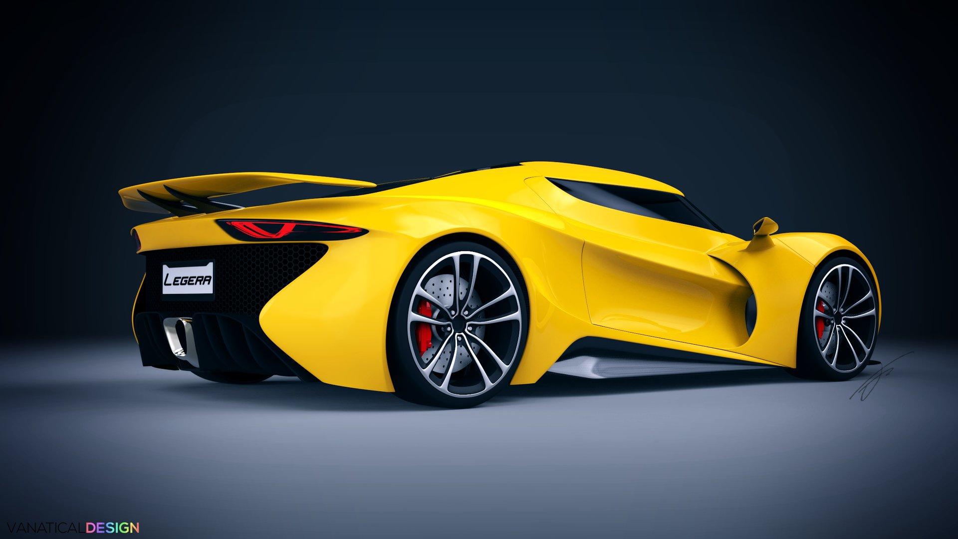 Pagani Huraya >> Koenigsegg Legera is a 'Baby Koenigsegg' Eager to Battle the Aventador - autoevolution