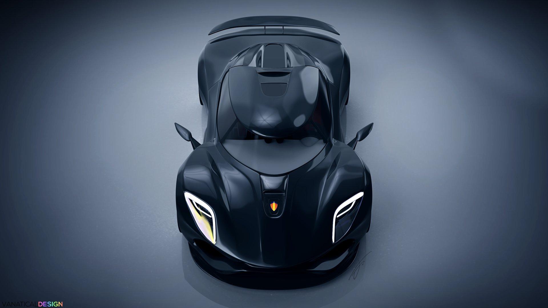 Koenigsegg Legera Is A Baby Koenigsegg Eager To Battle