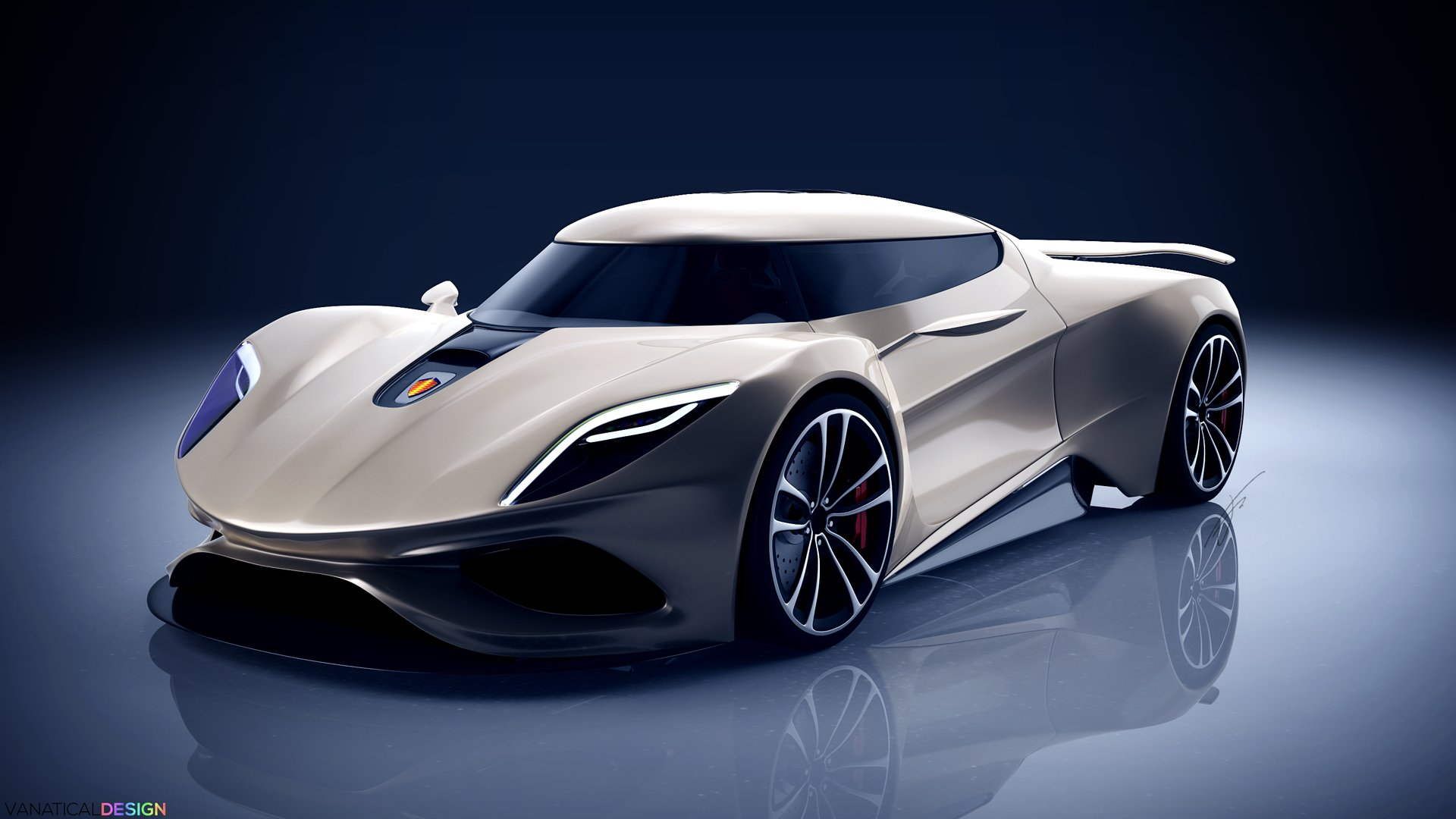 Koenigsegg Legera is a 'Baby Koenigsegg' Eager to Battle ...