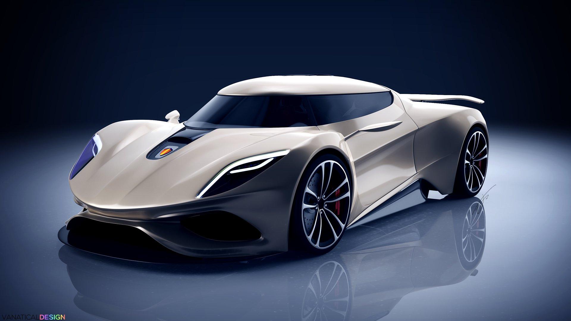 Koenigsegg Legera Is A Baby Koenigsegg Eager To Battle The Aventador Autoevolution