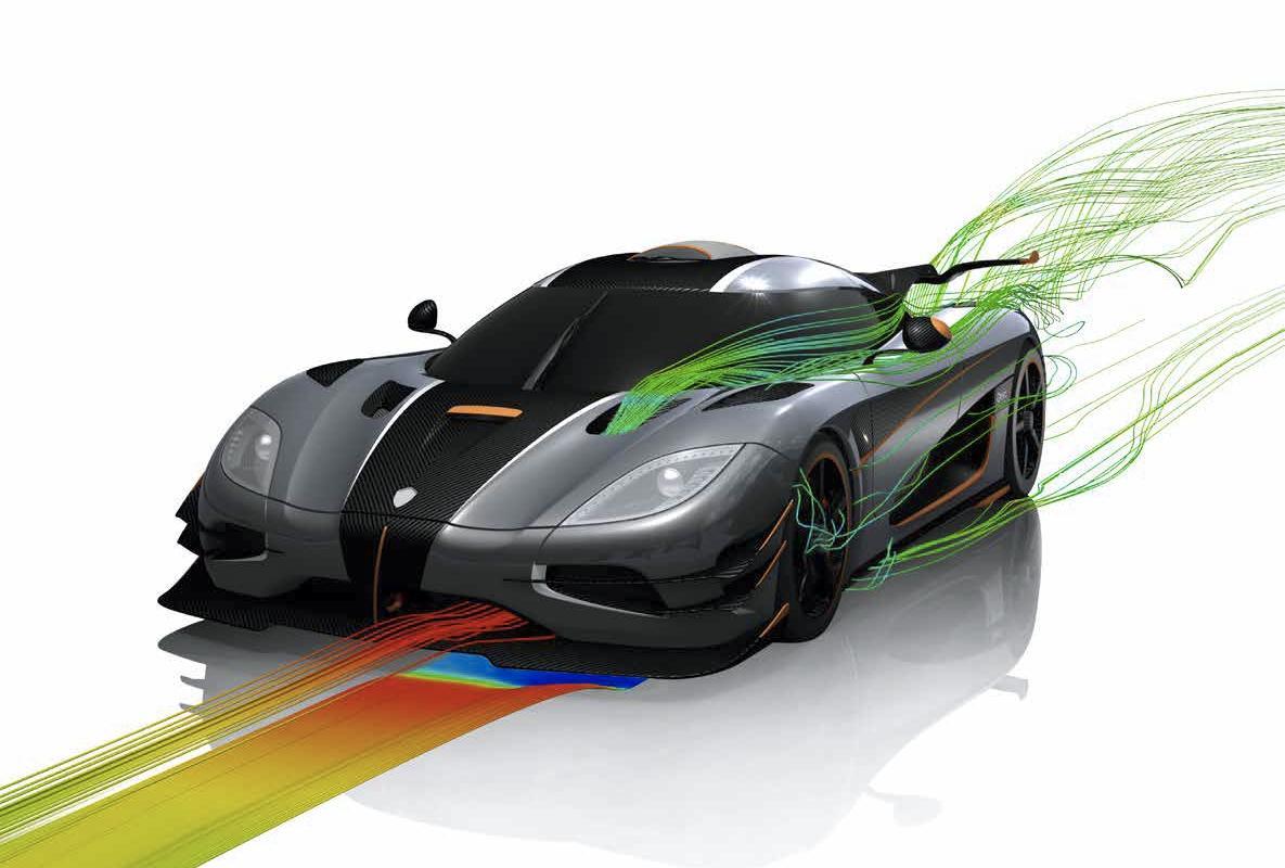 koenigsegg one1 � the bugatti veyron killer autoevolution