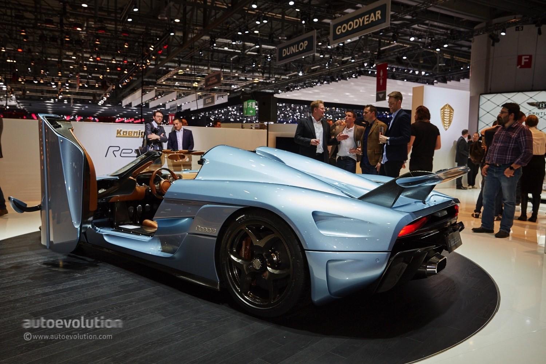 Koenigsegg's Regera Is a Crazy 1,500 BHP Hybrid with No ...