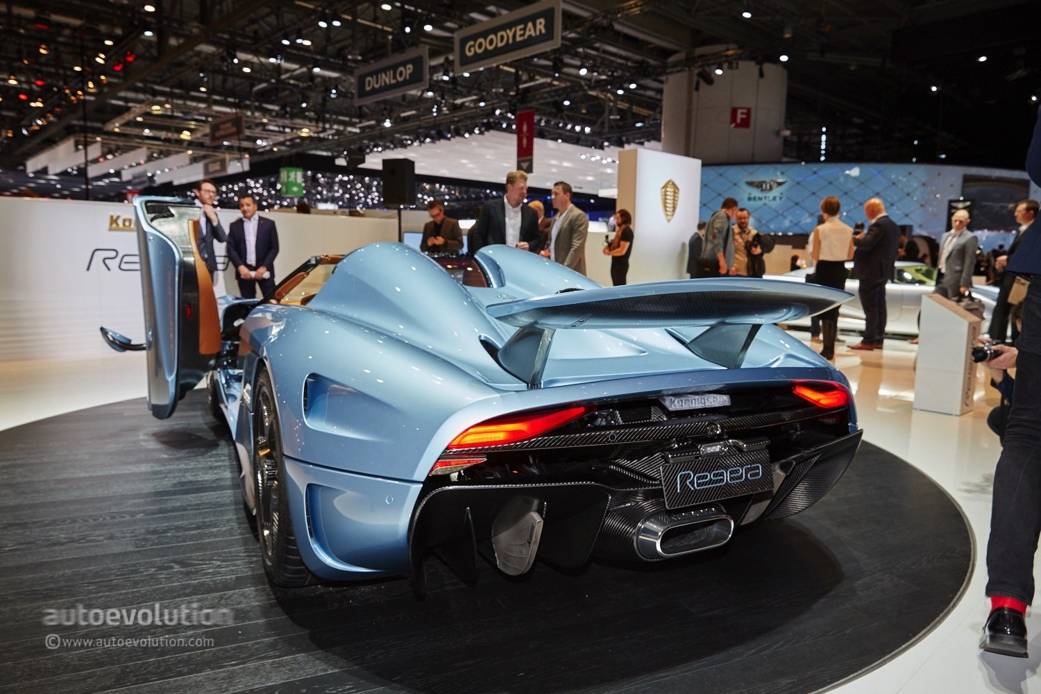 Koenigsegg S Regera Is A Crazy 1 500 Bhp Hybrid With No