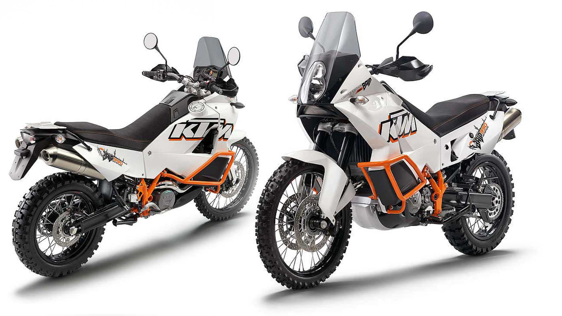 Ktm 1050 Adventure In The Works Autoevolution