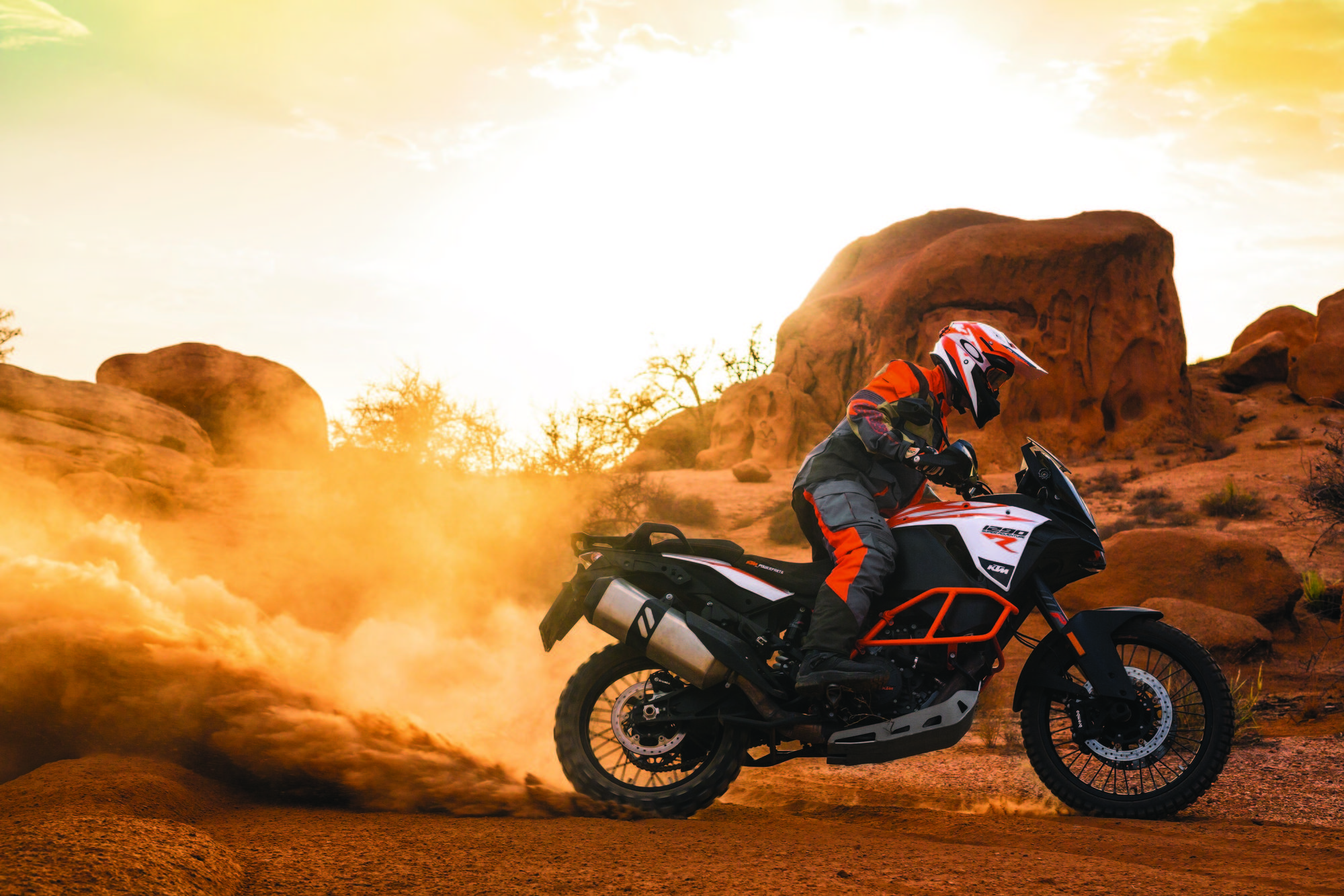 ktm 1290 super adventure r unveiled for 2017 autoevolution. Black Bedroom Furniture Sets. Home Design Ideas