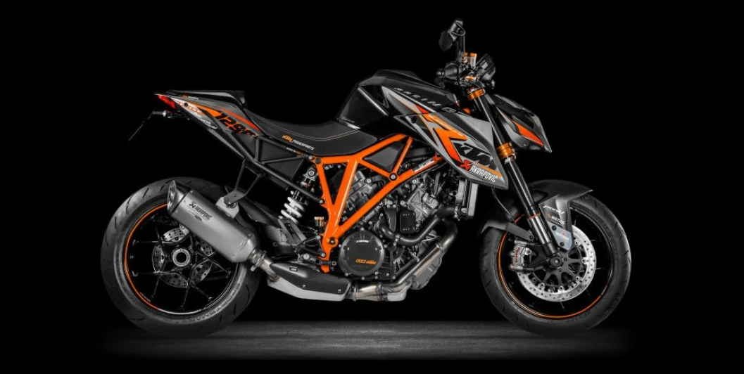 KTM 1290 Super Duke R Shows Available Styling