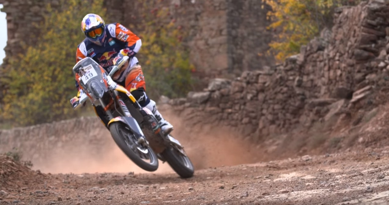 Ktm 2016 Factory Bikes To Use The New Wp Aer48 Pneumatic Forks