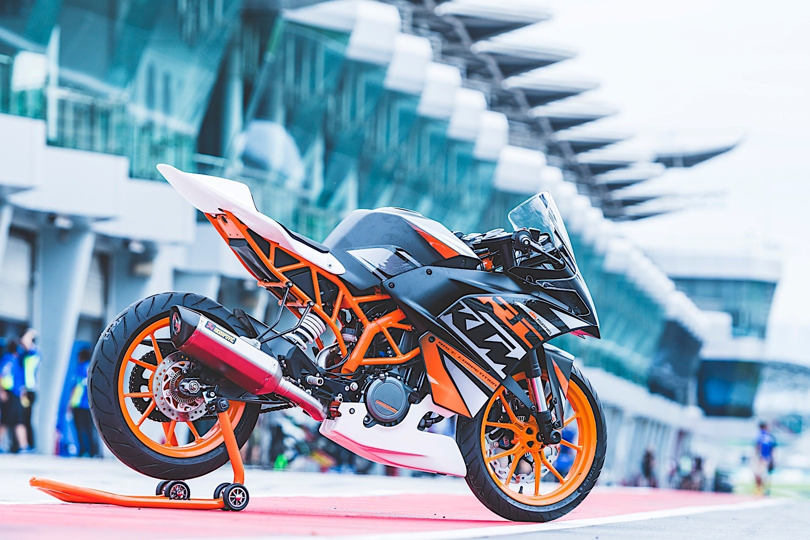 2017 KTM 390 Duke And RC 390 Debuting At IMS New York - autoevolution