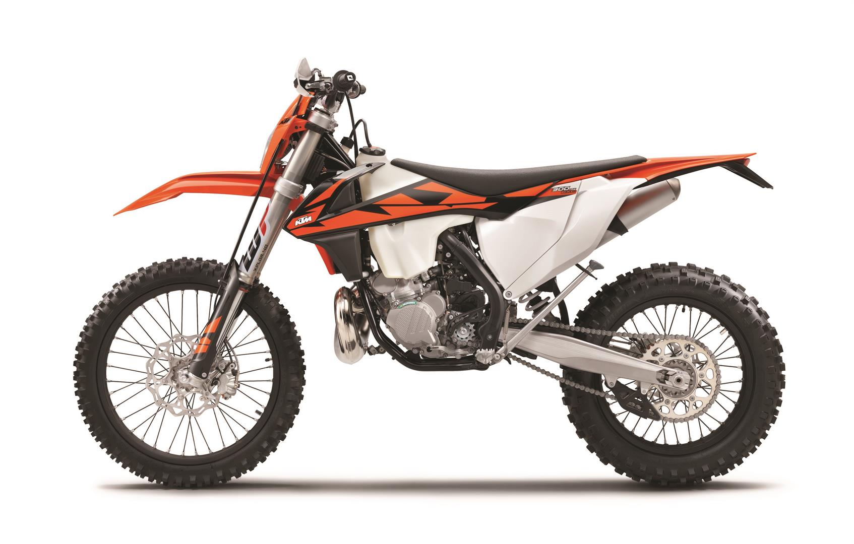 ktm introduces word s first fuel injected 2 stroke enduro. Black Bedroom Furniture Sets. Home Design Ideas