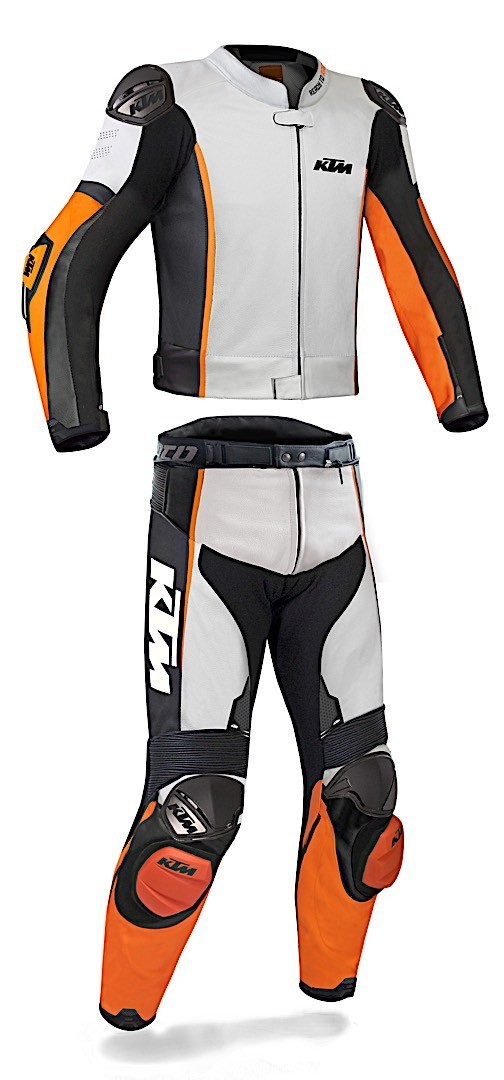 Ktm Now Lets You Customize Your Leathers Autoevolution