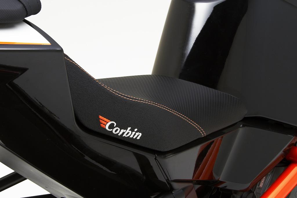 Ktm Rc8 Receives Corbin Seat Autoevolution