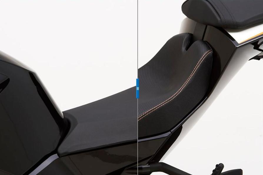 ktm rc8 receives corbin seat - autoevolution