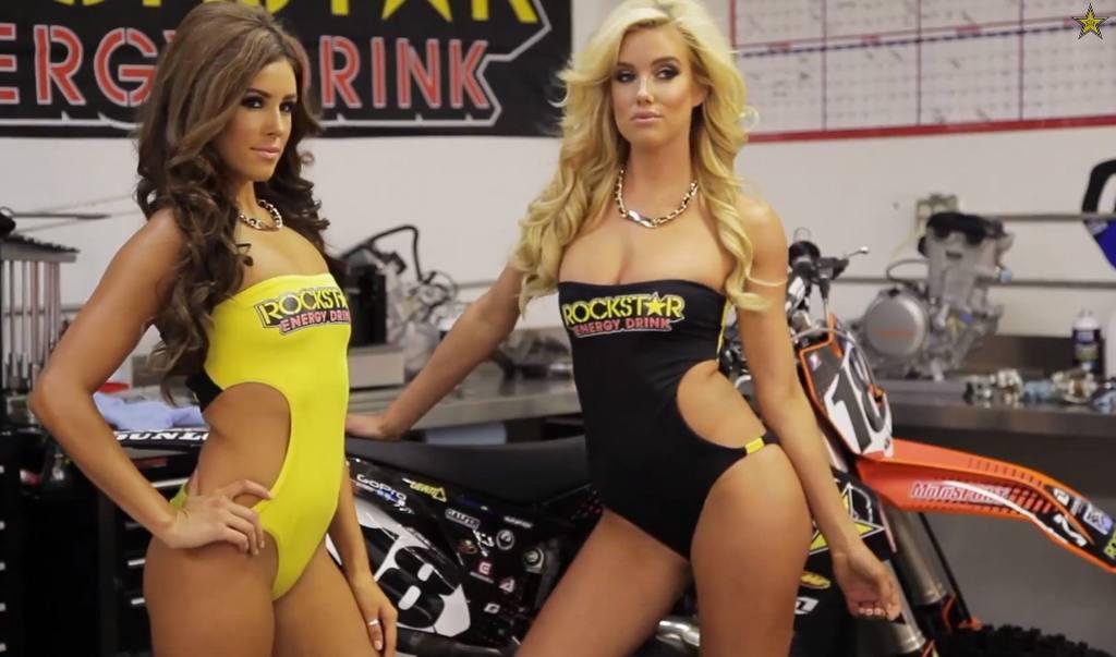 First Team Nissan >> KTM Rockstar Babes Are Smoking Hot - autoevolution