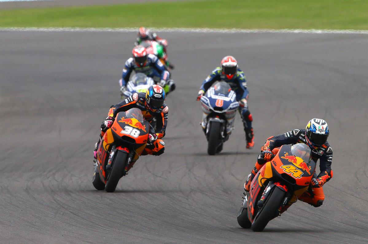 KTM Scored Its First Points In MotoGP During Argentina ...