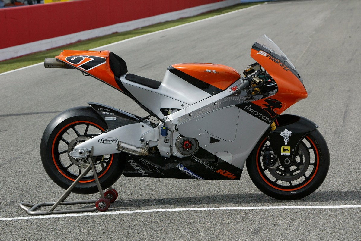 Ktm Track Only Motogp Replica Costs 140 000 Envisaged