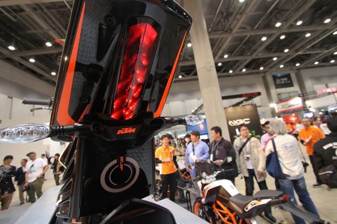 KTM Unveils E SPEED The Electric Scooter