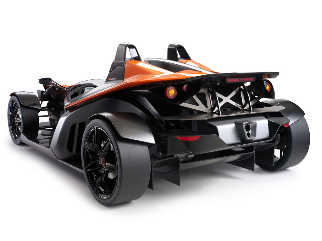 Ktm x bow gets more power from abt autoevolution - X bow ktm ...