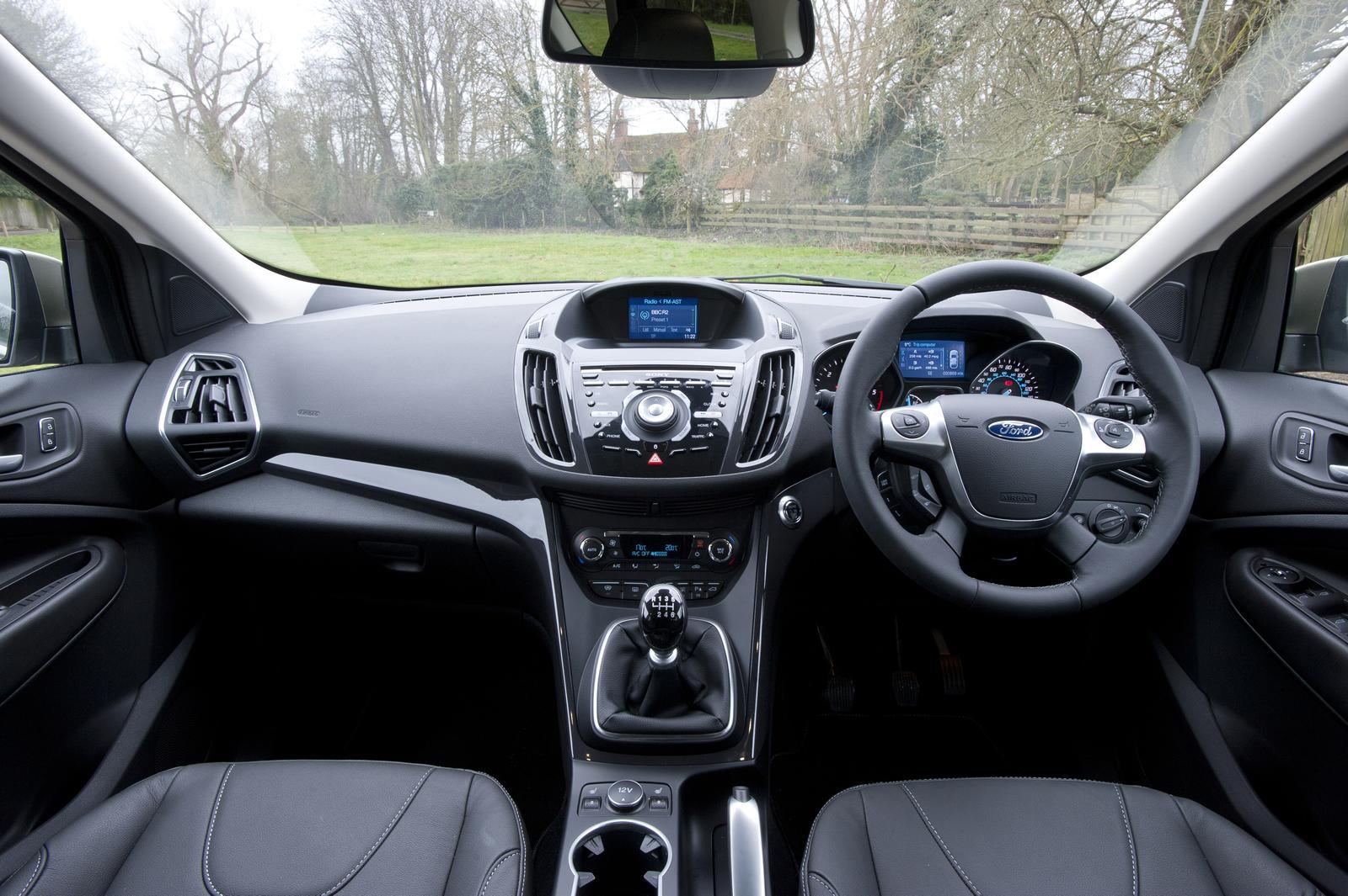 2014 Ford Kuga Titanium X Sport Priced Detailed