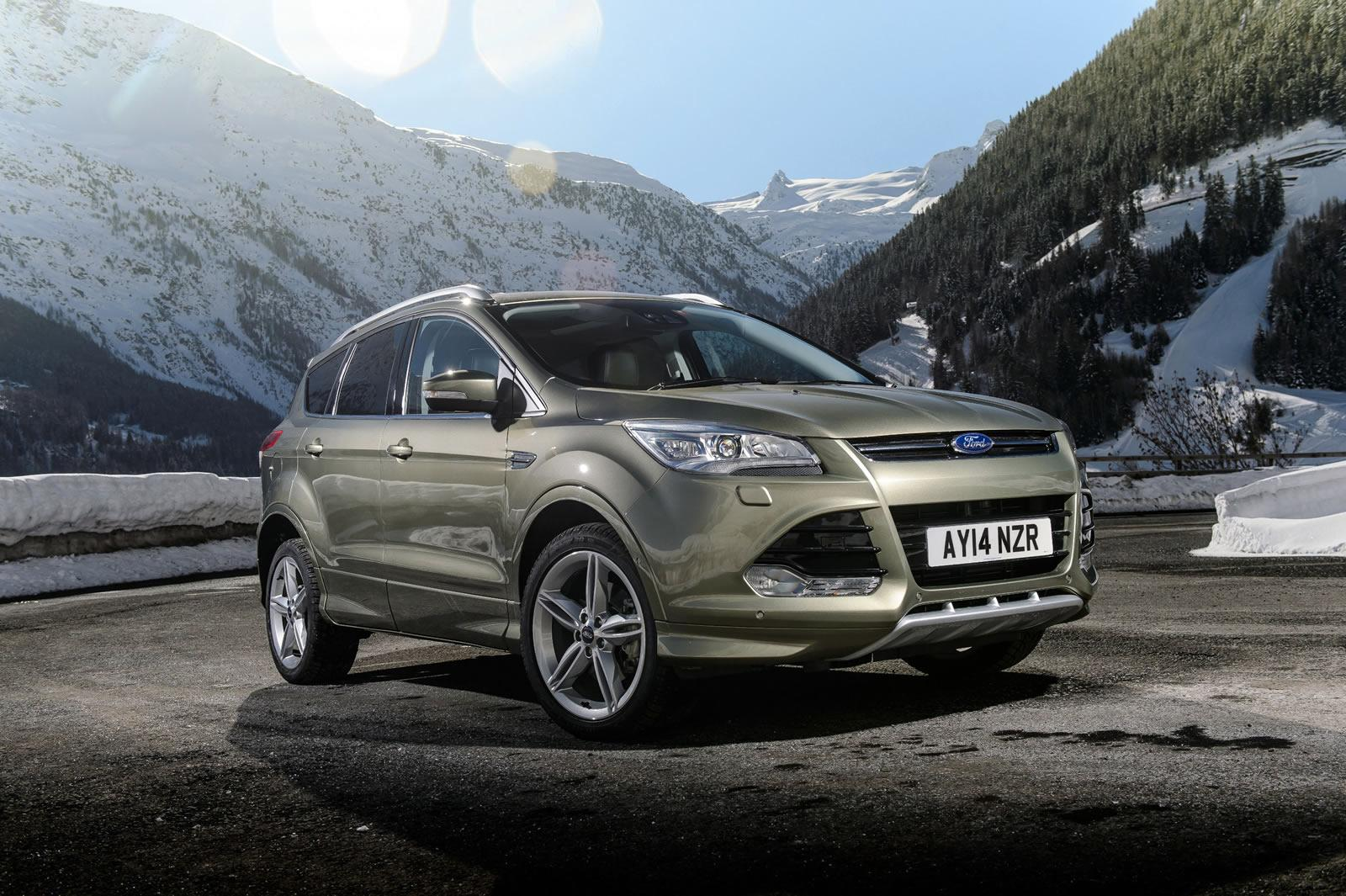 2014 ford kuga titanium x sport priced detailed autoevolution. Black Bedroom Furniture Sets. Home Design Ideas