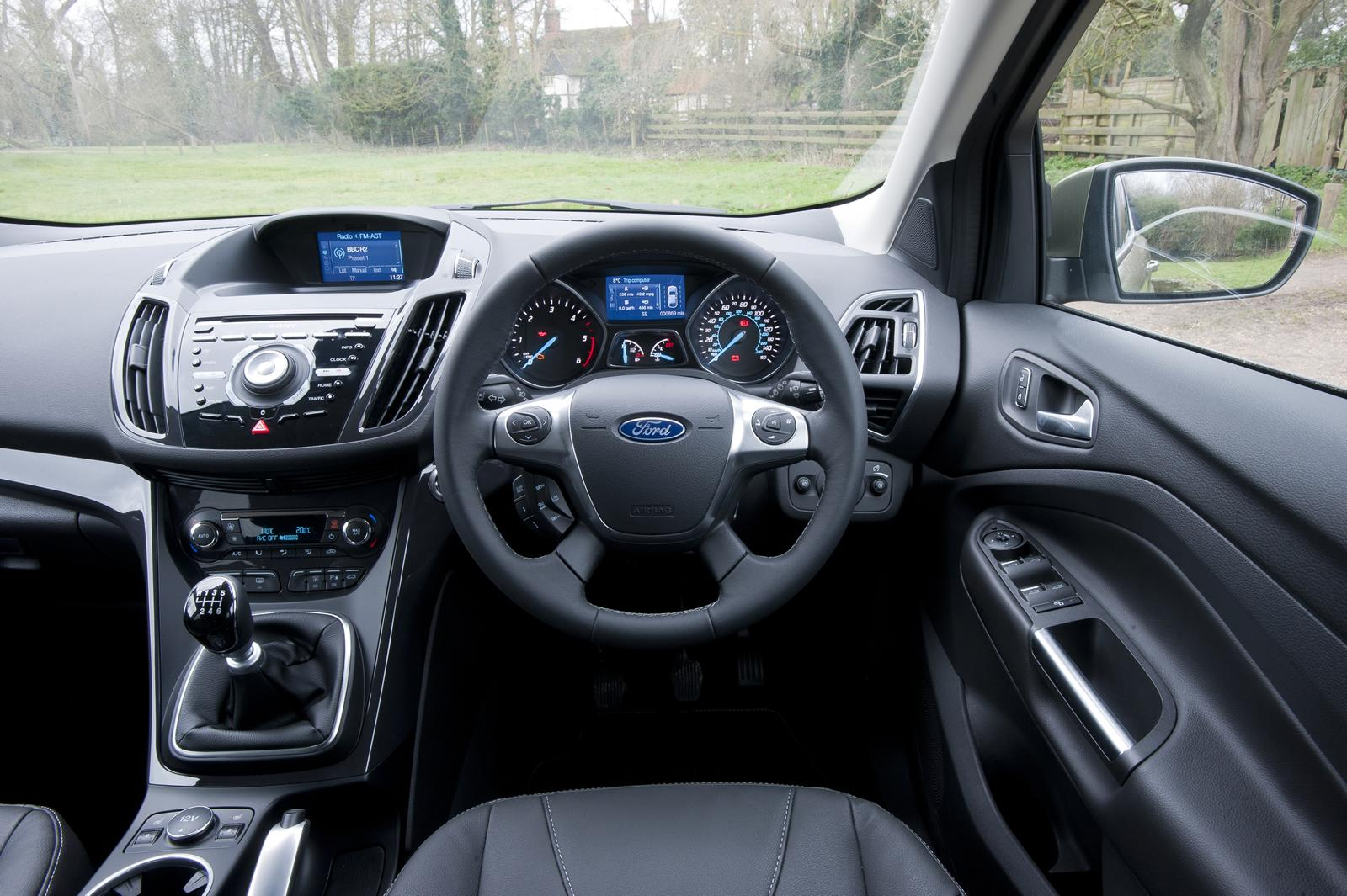 2014 Ford Kuga Titanium X Sport Priced Detailed