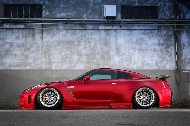 Juke Nissan 2016 >> Kuhl Racing Widebody Nissan GT-R Coming to SEMA 2015 - autoevolution