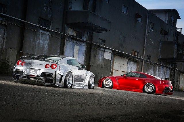 Kuhl Racing Widebody Nissan GT-R Coming to SEMA 2015 ...