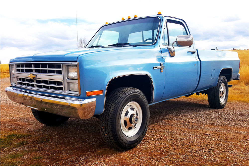 Kurt Russell\'s Old Pickup Truck Heads to Auction - autoevolution