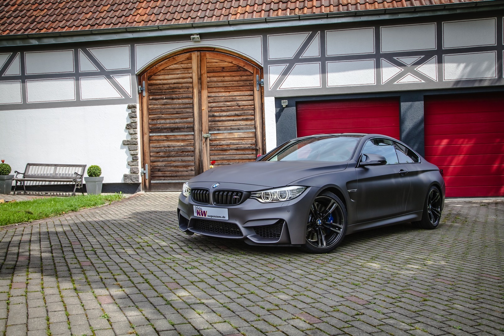 BMW M4 Engine >> KW Kits Now Available for 2015 BMW M3 and M4 - autoevolution