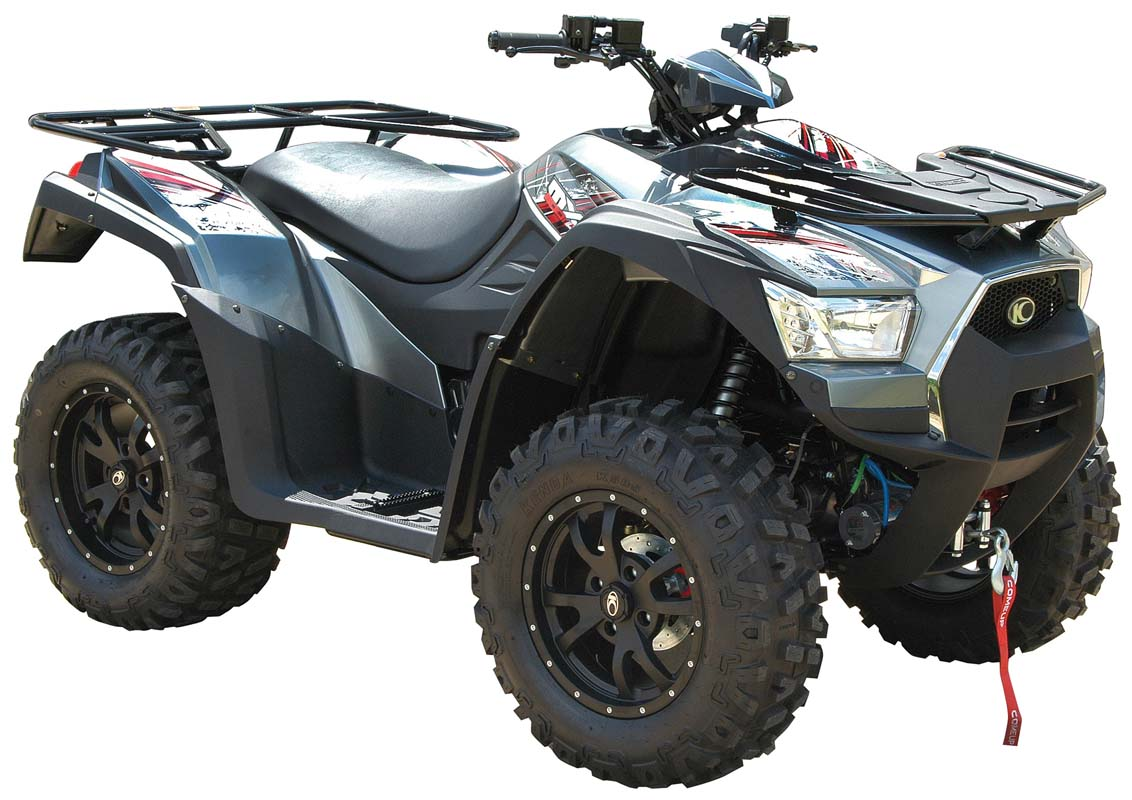 kymco mxu 700 atvs recalled for fire hazard autoevolution. Black Bedroom Furniture Sets. Home Design Ideas