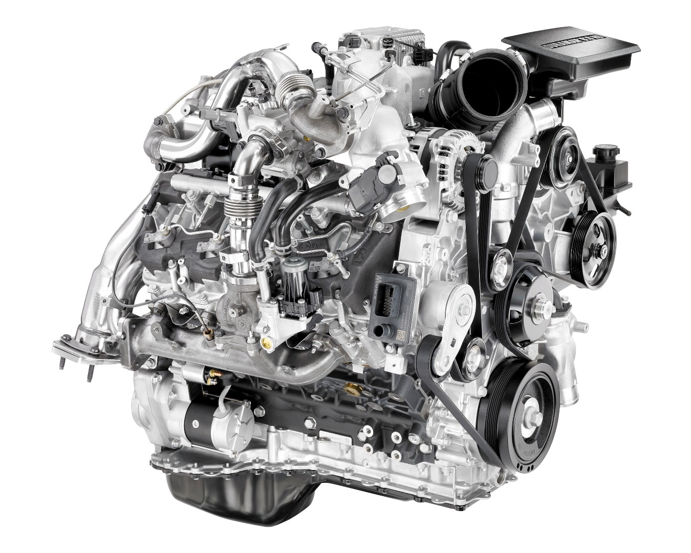 L5p Duramax Diesel Is Go In 2017 Chevrolet Silverado Hd
