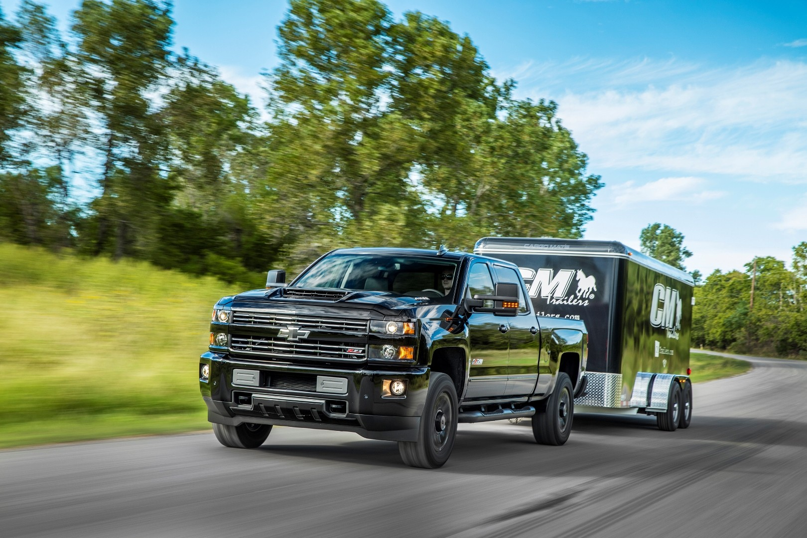 2018 Chevy High Country 2500 >> L5P Duramax Diesel Is Go In 2017 Chevrolet Silverado HD and 2017 GMC Sierra HD - autoevolution