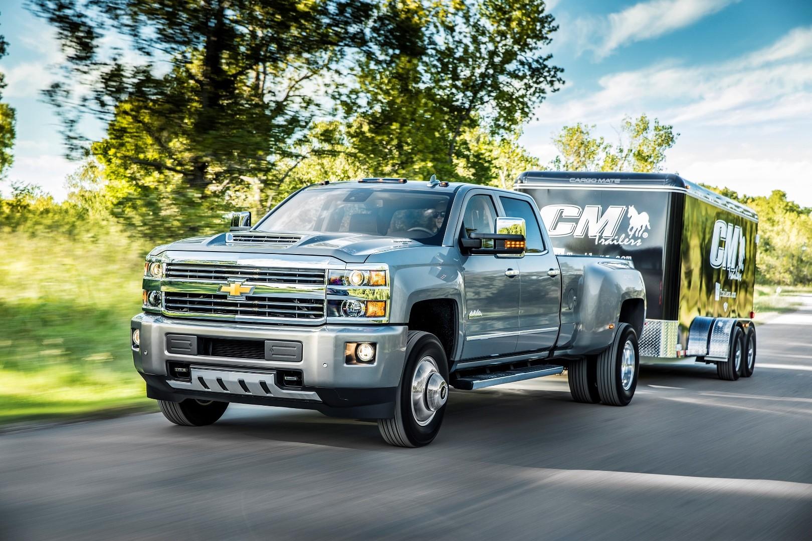 L5P Duramax Diesel Is Go In 2017 Chevrolet Silverado HD ...