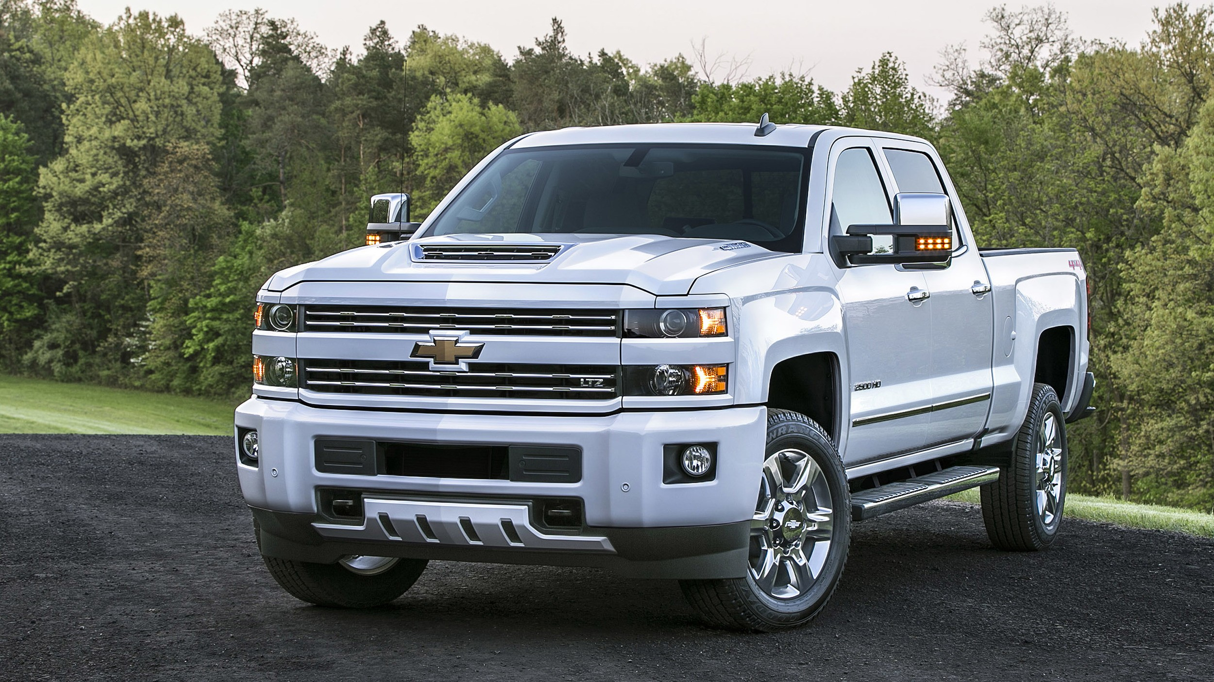 L5p Duramax Diesel Output Leaked 445 Horsepower 910 Lb Ft Of 2007 Fuel Filter Housing Specifications 2017 Chevrolet Silverado 2500 Hd