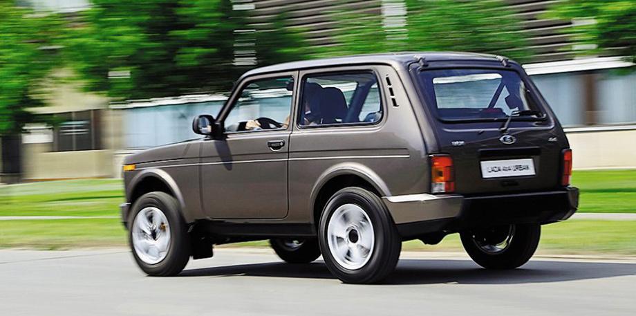 Lada Niva Urban Breaks Cover - autoevolution