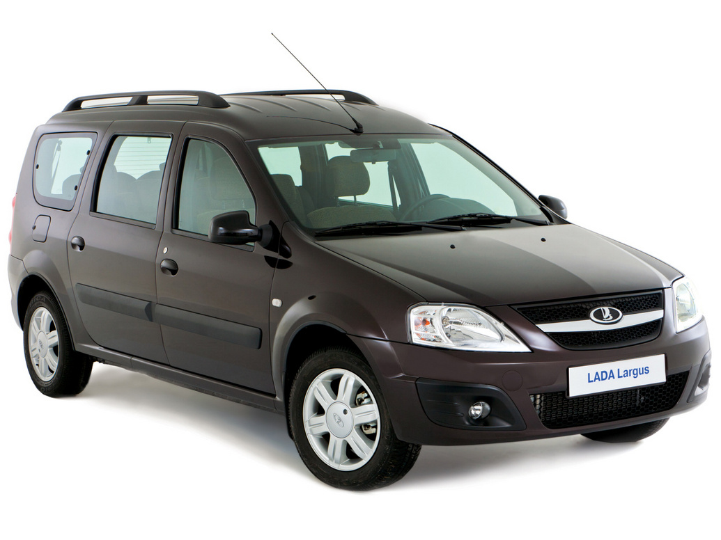 lada rebadges dacia mcv as largus wagon autoevolution. Black Bedroom Furniture Sets. Home Design Ideas