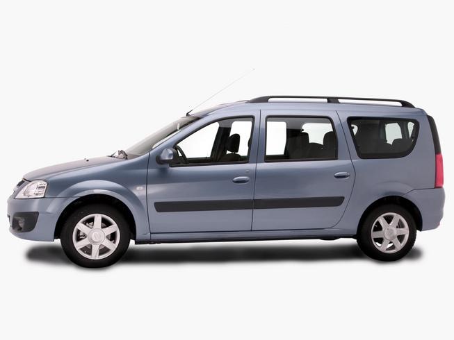 Lada Rebadges Dacia Mcv As Largus Wagon Autoevolution