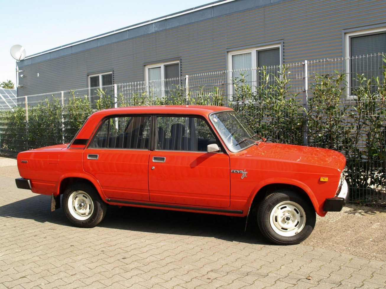 Lada Riva With 20 Miles On The Odometer Listed For 7 300 Autoevolution