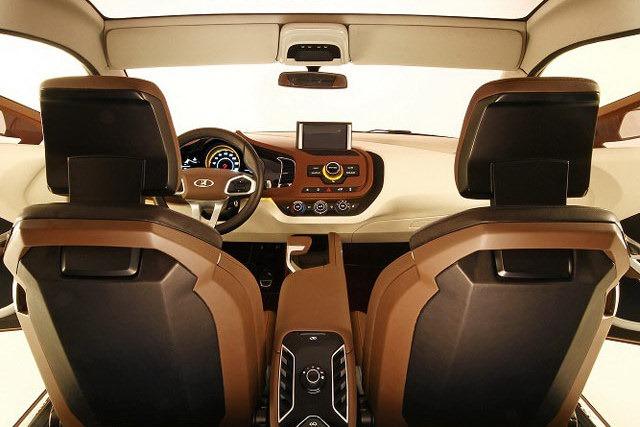 lada xray crossover unveiled autoevolution. Black Bedroom Furniture Sets. Home Design Ideas