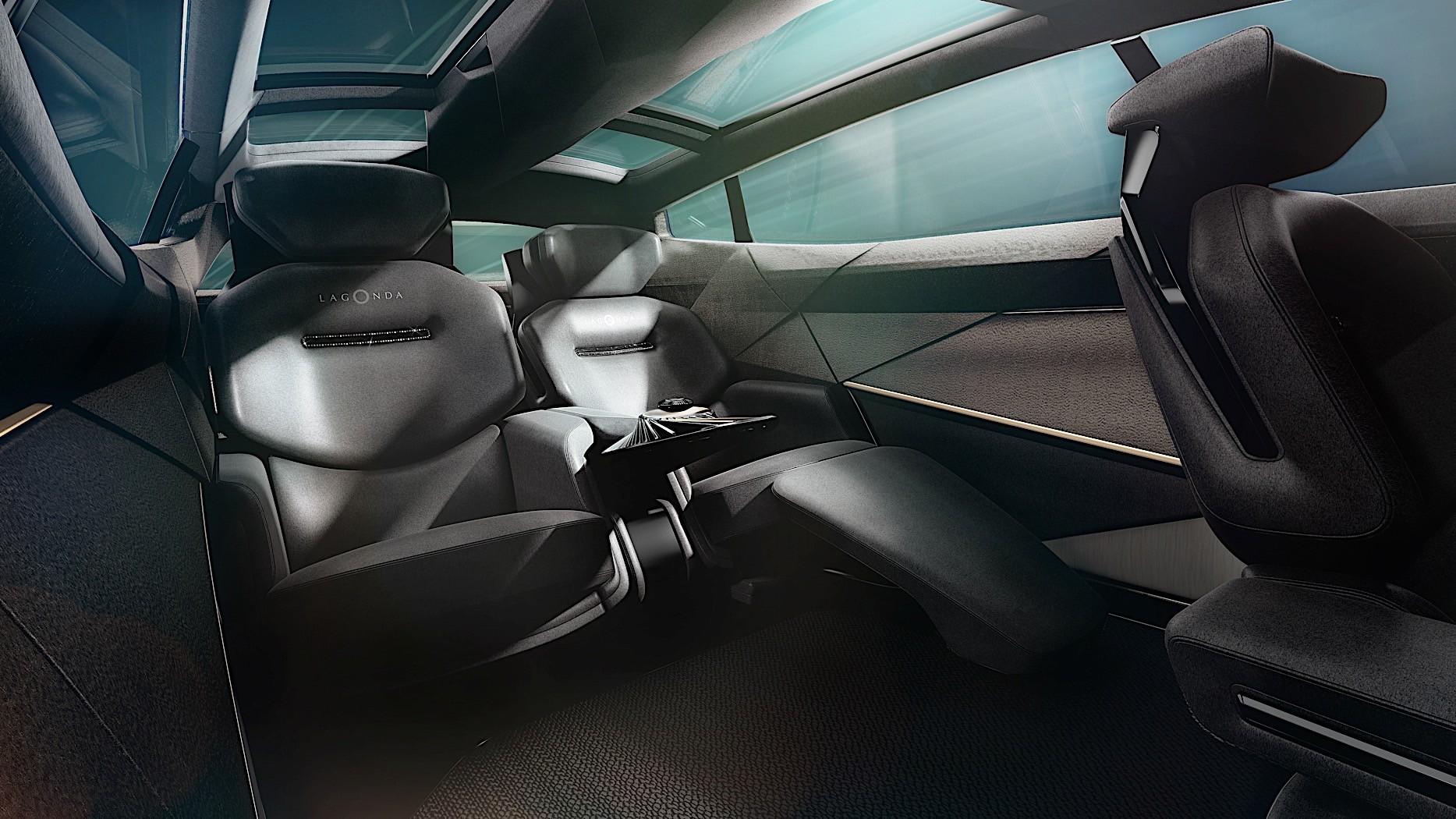 Lagonda All-Terrain Concept Previews the Luxury SUV of the ...