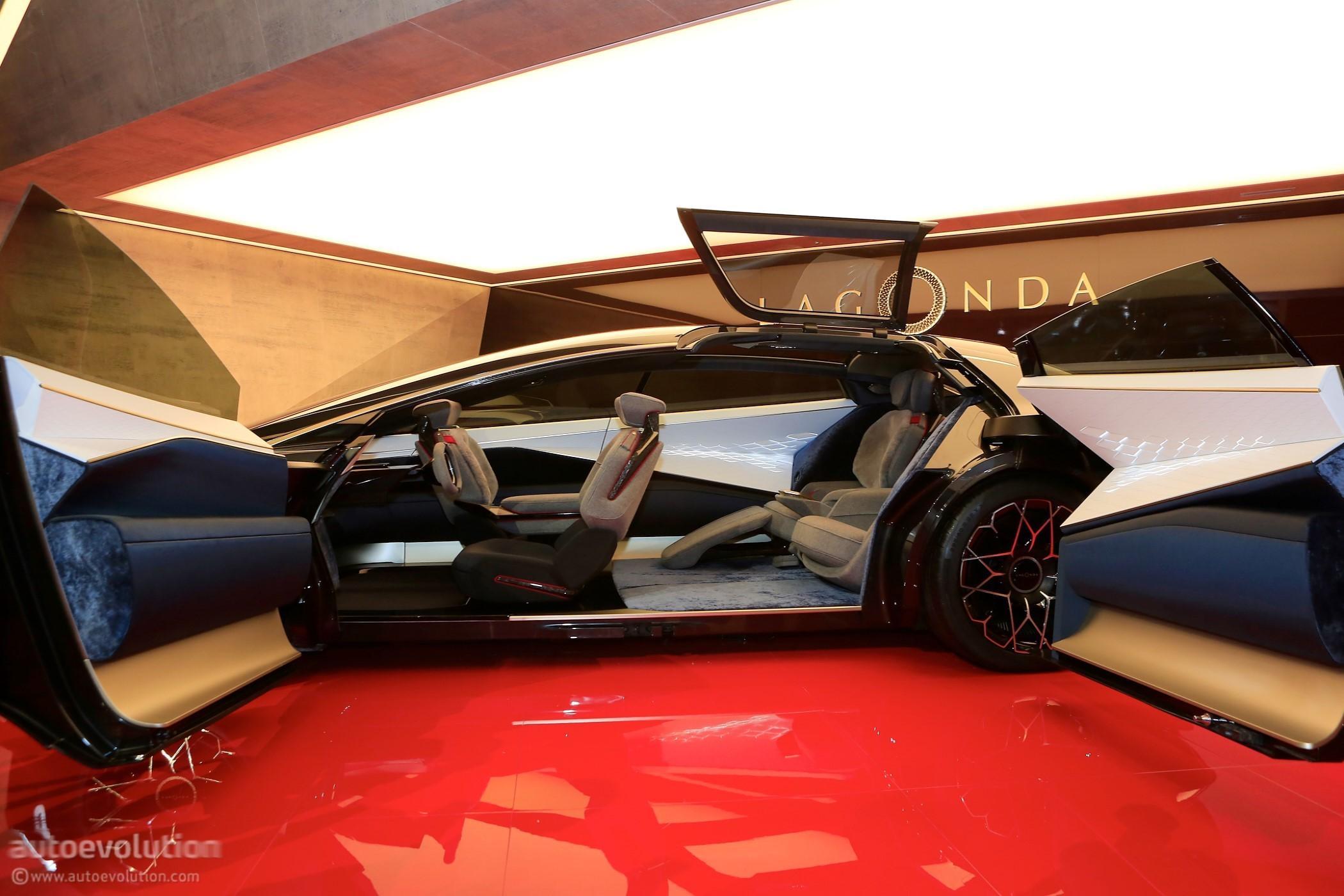 Mercedes Benz Gls >> Lagonda Vision Concept Lands In Geneva To Wash The Sins Of The Taraf - autoevolution