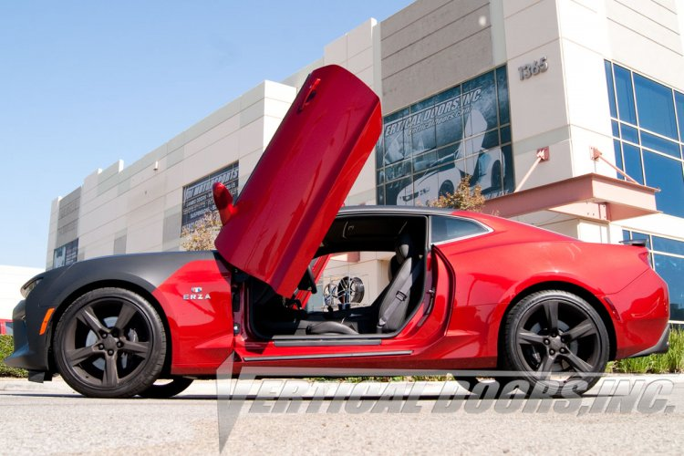 Lambo Doors For 2016 Chevy Camaro Are Available For 1 400