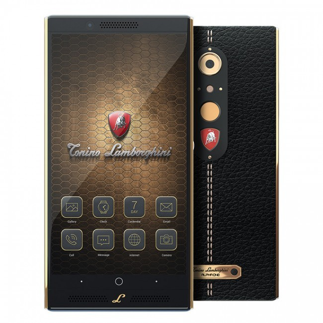 Lamborghini Alpha One Smartphone Is No Supercar Costs
