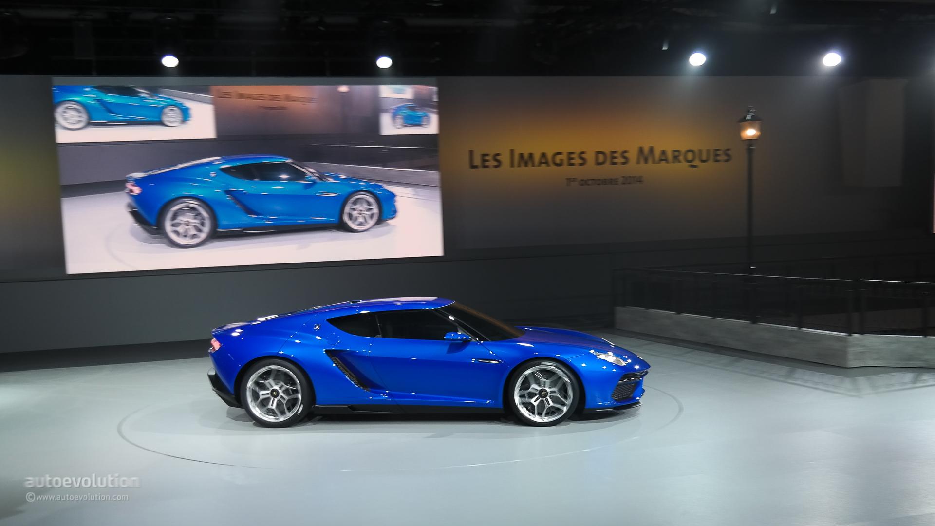 Lamborghini Asterion Lpi 910 4 Looks Like An Estoque Evora Mashup