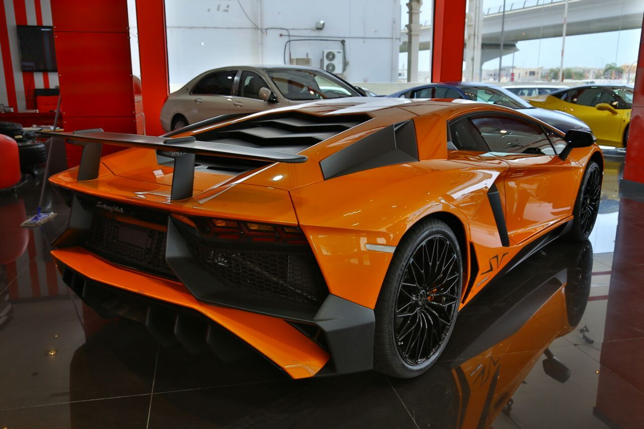 Lamborghini Aventador LP 750-4 Superveloce for Sale in ...