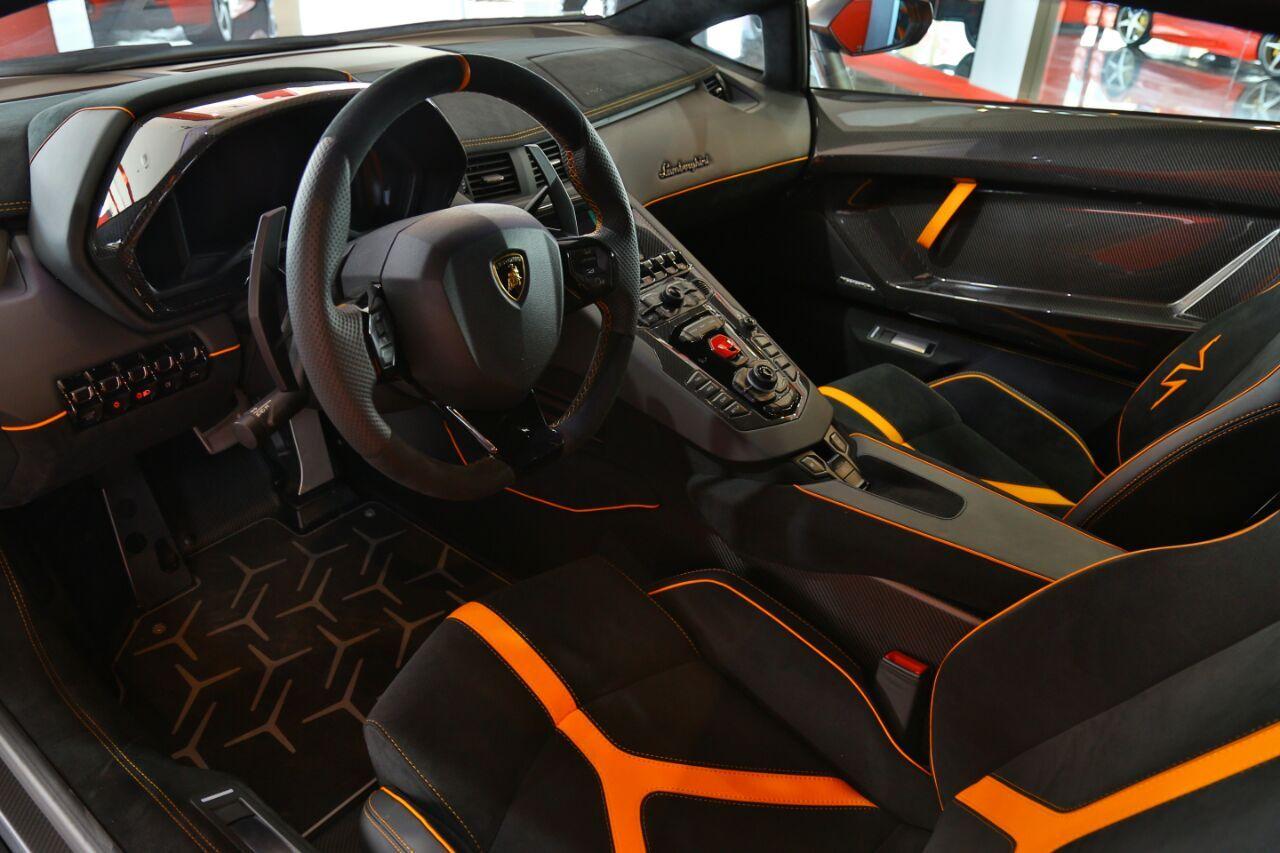 Lamborghini Aventador Lp 750 4 Superveloce For Sale In Dubai