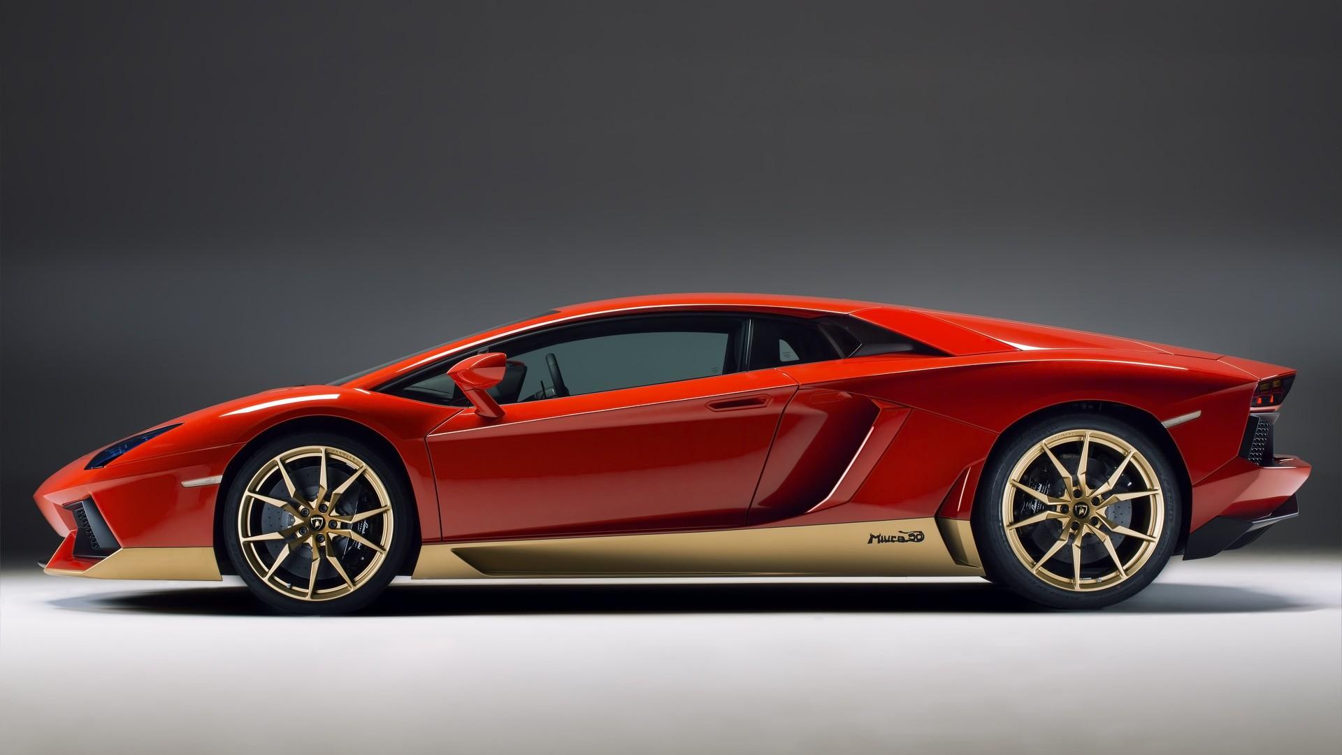 Update Lamborghini Aventador Miura Homage Is Cool Enough To Get A