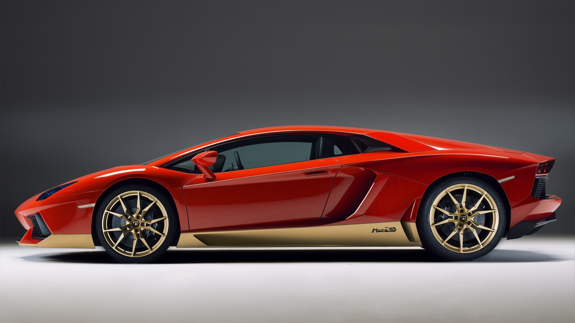 Lamborghini Aventador Miura Homage Revealed  autoevolution