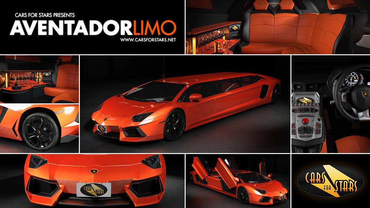 Lamborghini Aventador Stretch Limo Will Blow You Away ...